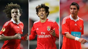 Benfica Have Made £864 Million In Transfer Sales In The Last 10 Years