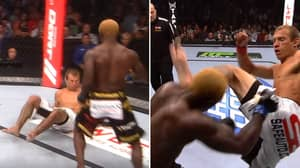 The Time Donald Cerrone Dramatically Knocked Out Melvin Guillard To Earn Two UFC Bonuses