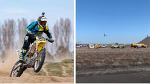 Motorcycle Daredevil Alex Harvill Sadly Dies During World Record Jump