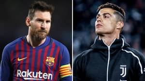 Fan Creates Thread Of Ronaldo's Accomplishments And Claims Messi 'Will Never Achieve' Them
