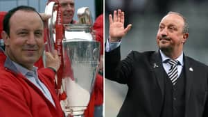 Liverpool Fan Says Rafa Benitez Will No Longer Be A Club Legend For Becoming Everton Manager