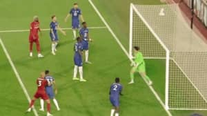 Kepa Arrizabalaga Too Scared To Come Off His Line In Liverpool Defeat