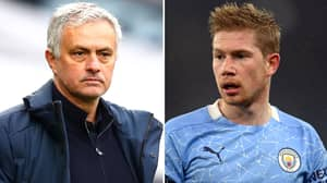 Jose Mourinho Claims He Did NOT Make A Mistake With Kevin De Bruyne At Chelsea