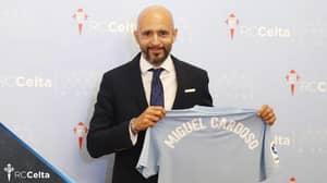 New Celta Vigo Boss Miguel Cardoso Accidentally Thanks Rivals Deportivo For Job