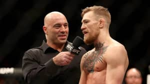 Conor McGregor Finally Admits That He'd Love To Be A Guest On Joe Rogan's Podcast