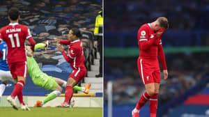 Liverpool Skipper Jordan Henderson Reveals Conversation Over Virgil Van Dijk Challenge With Everton's Jordan Pickford