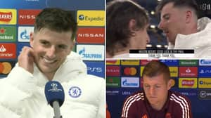 Mason Mount's Full-Time Exchange With Luka Modric Was Much Classier Than Toni Kroos'