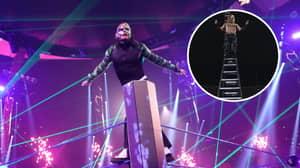 EXCLUSIVE: WWE Legend Jeff Hardy Has 'No Regrets' Over Crazy Daredevil Stunts