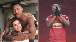Anthony Martial Asks Manchester United To Help With Security At His House After Racist Abuse