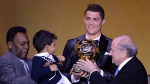 One Star Player Says Ronaldo Stole The Ballon d'Or From Him