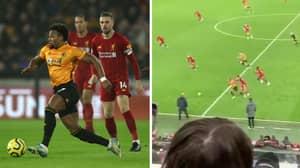 "Adama Traore Sends Message To Liverpool After Jurgen Klopp Described Him As ""Unplayable"""
