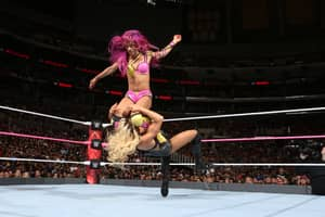 Women's Championship Match Main Events Raw For Only The Second Time In History