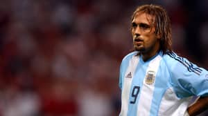 Gabriel Batistuta Had The Perfect Response About Messi Beating His Argentina Record
