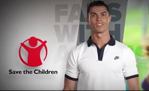 Cristiano Ronaldo Launches Selfie App For Charity