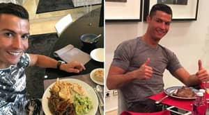 Cristiano Ronaldo's Favourite Meals Are Now On Manchester United Menu, Teammates Not Convinced