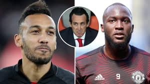 Manchester United Want Pierre-Emerick Aubameyang To Replace Romelu Lukaku And Are Preparing £70m Bid