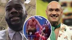 Deontay Wilder Sends Brutal 'Funeral Arrangements' Warning To Tyson Fury In Fresh Attack