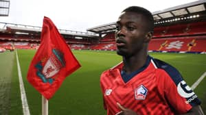 Liverpool In Talks To Sign Nicolas Pepe, Says Lille President