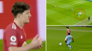 Harry Maguire Compilation Vs West Ham Showed Him Deliver A 'True Captain's Performance' For Man United
