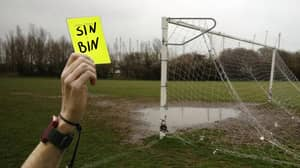 The FA Introduces 'Sin Bins' Across All Levels Of Grassroots Football From 2019/20 Season