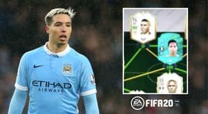 Samir Nasri's FIFA 20 Ultimate Team Is Ridiculously Good