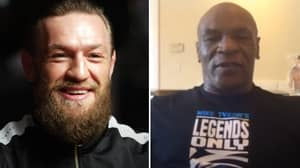 Mike Tyson Asked What Would Happen If He Fought Conor McGregor Inside The Octagon