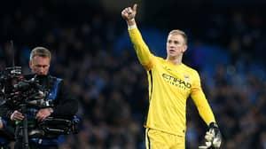 Manchester City Consider Honouring Joe Hart After Goalkeeper's Departure