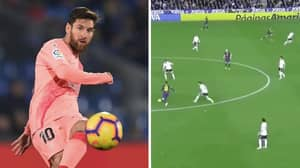 A Compilation Of Lionel Messi's Best Passes Proves He Sees Things We Don't Consider Possible