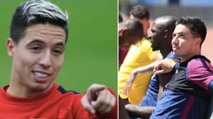Samir Nasri Banned From Football For Six Months