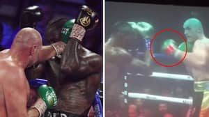Deontay Wilder's Brother Says Tyson Fury Inflicted Dent 'No Glove Or Fists Was Able To Cause'