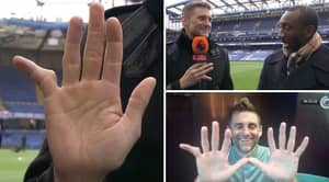 Jimmy Floyd Hasselbaink Stunned By Rob Green's Little Finger After 20 Years As A Goalkeeper