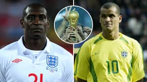 Emile Heskey Claims Rivaldo Said That He Could Have Played In Brazil's World Cup-Winning Team
