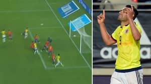WATCH: Radamel Falcao Becomes Colombia's All Time Leading Goal Scorer