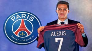 Alexis Sanchez Wants To Leave Manchester United And Join Paris Saint-Germain In January