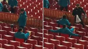 Zlatan Ibrahimovic Subject To Alleged Ethnic Insult In The Stands During Red Star Belgrade Draw