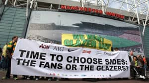Only 20 People Turned Up To Old Trafford To Protest The Glazers