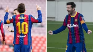 Lionel Messi Agrees To Halve His Wages In New Five Year Deal