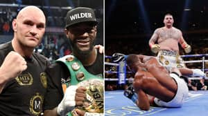 Tyson Fury Ranked The No.1 Heavyweight In World Boxing