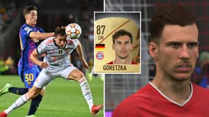 Leon Goretzka Is Set To Become First 'Gold' Player In FIFA History To Have All 80+ Stats On Base Card