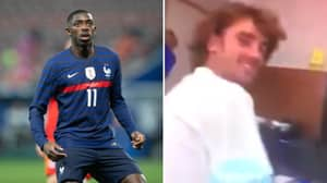 Ousmane Dembele Caught Making Racist Remarks In Leaked Video