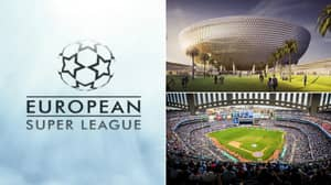 Dubai, New York And Shanghai Will Reportedly Host European Super League Matches
