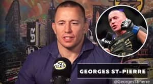 Georges St-Pierre's Inspirational Story Of How He Met His Childhood Bully