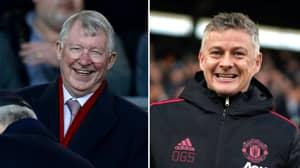 Sir Alex Ferguson Wants Ole Gunnar Solskjaer To Be Given The Job Now