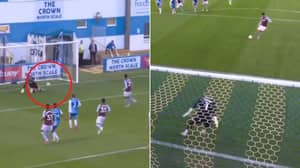 You May Have Missed Anwar El Ghazi's Outrageous, Ice-Cold Panenka Penalty For Aston Villa