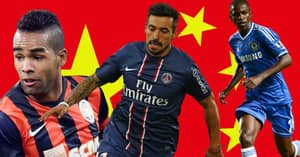 Another High-Profile Player Swaps Europe For The Chinese Super League