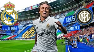 Inter Milan Have Started Negotiations To Sign Luka Modric