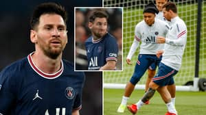 Lionel Messi's PSG Teammates Have Been Left 'Surprised' By His Behaviour In Dressing Room