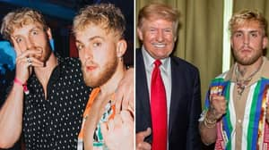 Jake Paul Claims He And Logan Paul WILL Run For President Of The United States In Viral TikTok Video