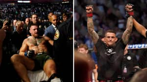 Dustin Poirier's Coach Doesn't Think A Fourth Fight With Conor McGregor Is Necessary