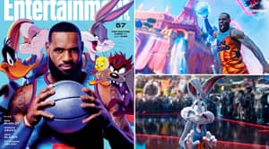 Stunning New Images Emerge Of LeBron James And 3D Bugs Bunny In Space Jam: A New Legacy